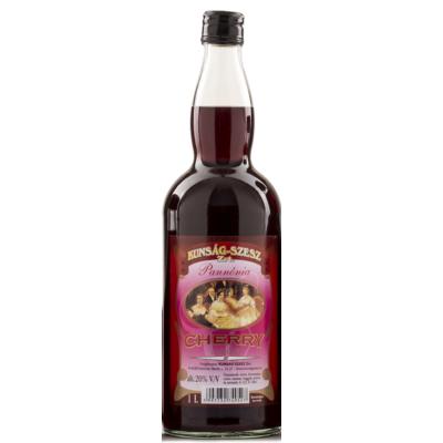 Cherry likőr      20% pannónia   1,0l
