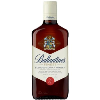 Ballantine s Finest Whisk.40% 0,7lx12