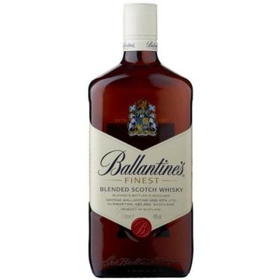 Ballantine s Finest Whisk.40% 1,0lx12