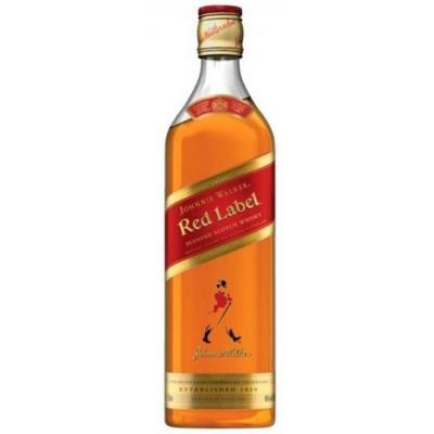 Johnnie Walker Red Label 40%  0,5lx12