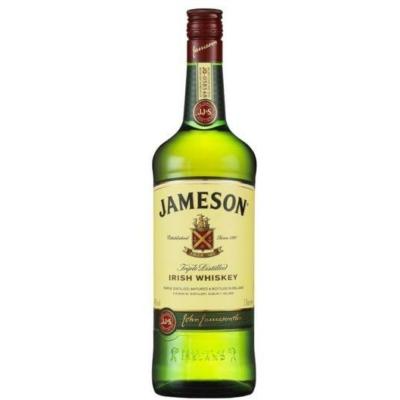 Jameson Irish Whiskey  40%    1,0lx12