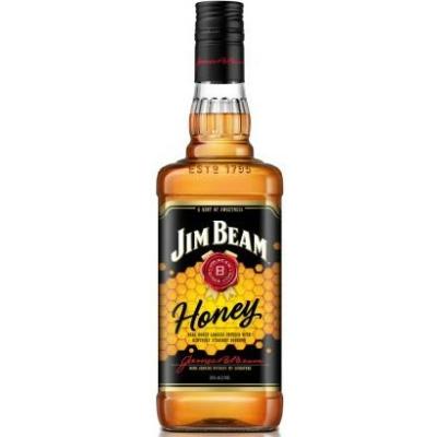 Jim Beam 35% Honey Whiskey    0,7lx6