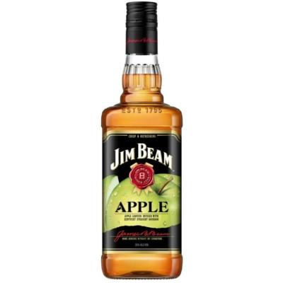 Jim Beam 35% Apple Whiskey    0,7lx6