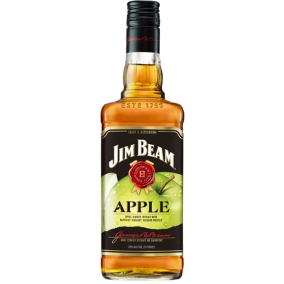 Jim Beam 35% Apple Whiskey    1,0lx12