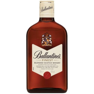 Ballantine s Finest Whis. 40% 0,2lx24