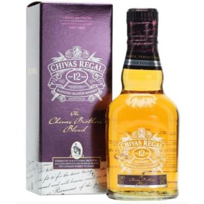 Chivas Regal Whisky 0,2L 40% 12É 24/#