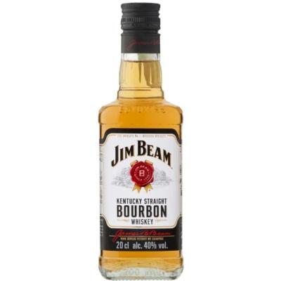 Jim Beam 40% Whiskey    0,2L     24/#