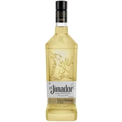Tequila El Jimador Reposado38% 1,0lx6