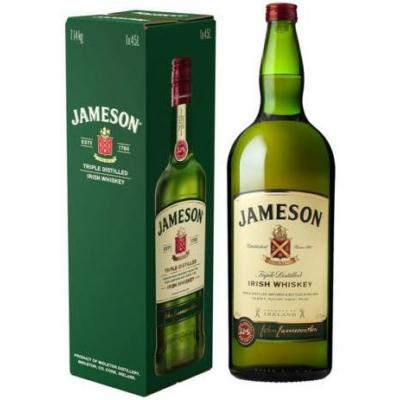 Jameson Irish Whiskey  40%    4,5l