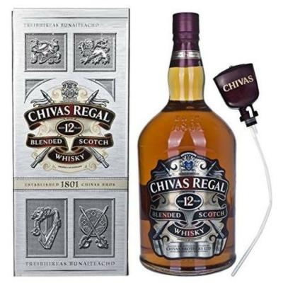 Chivas Regal Whisky 4,5L 40% PDD 12/#