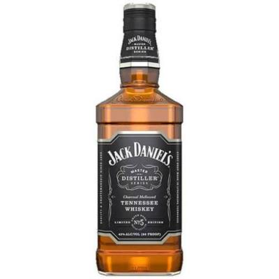 Jack Daniels Master Dist.No5 43% 0,7l
