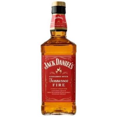 Jack Daniels Fire     35%     0,5lx 6