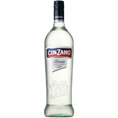 Cinzano Bianco    15%         0,75lx6