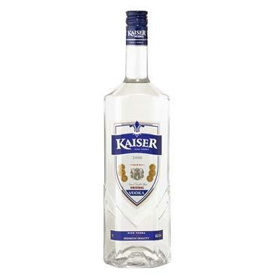 Kaiser vodka  37,5%           1,0lx6