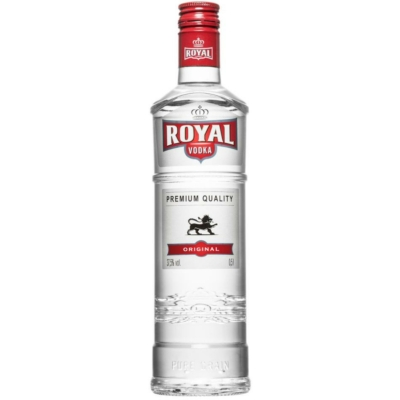 Royal Vodka 0,5l 37,5%           15/#