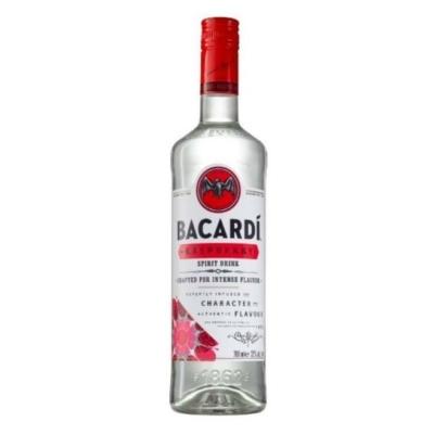 Bacardi Razz Málnás  32%       0,7lx6