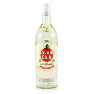 Havana C.Anejo Blanc Rum 37,5% 1,0lX6