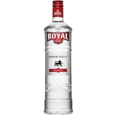 Royal Vodka 0,7l 37,5% Original  12/#
