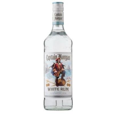 Captain Morgan white rum 37,5% 0,7lx6