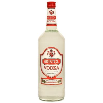 Bristol Vodka        37,5%    1,0lx12