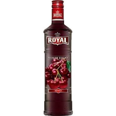 Royal 28% Meggy likőr    0,5l    15/#