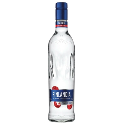 Finlandia vodka Áfonya 37,5%  0,7lx12