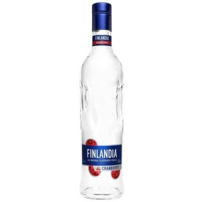 Finlandia vodka Áfonya 37,5%  1,0lx12