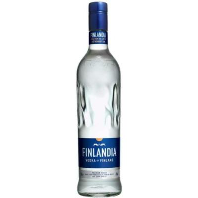 Finlandia vodka  40%          0,5lx12
