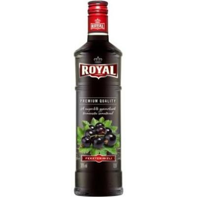 Royal 28% Feketeribizli  0,5l    15/#
