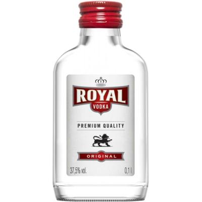 Royal Vodka 0,1l 37,5%           12/#