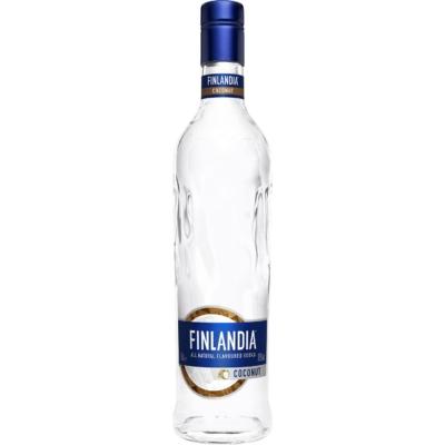 Finlandia vodka Kókusz 37,5%  0,7lx12