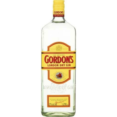 Gin Gordon s   37,5%           1,0lx6