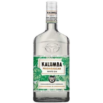 Gin Kalumba White Dry  37,5%   0,7lx6