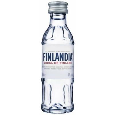 Finlandia vodka  40%         0,05lx12