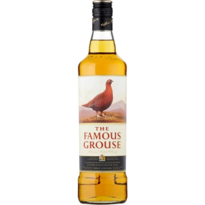 Famous grouse 40% Whisky 0,7L    12/#