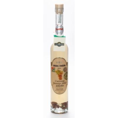 Bolyhos Ágyas Csersz.fűsz.50% 0,5l   szőlő pálinka