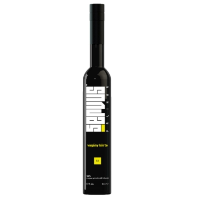 Servus Körte pálinka   51%     0,5lx6