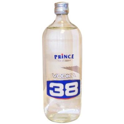 PRINCE 38  Minőségi Vodka 38%  1,0lx6