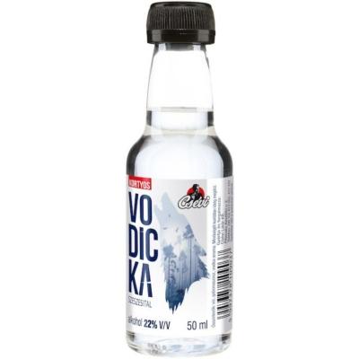 Kortyos Vodicka sz.ital 22%  0,05lx24