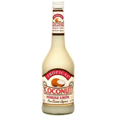 Kókusz likőr Tropical  15%    0,5lx6