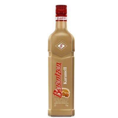 Berentzen Karamell Likőr 17%  0,7lx6