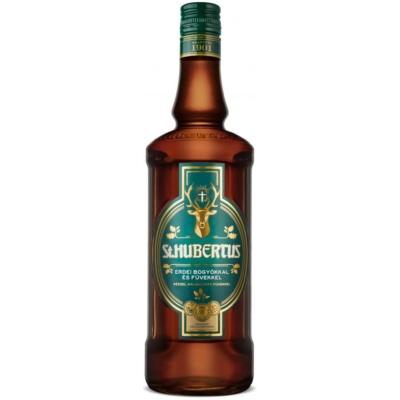Hubertus Erdei bogyókkal 33% 0,5l 6/#