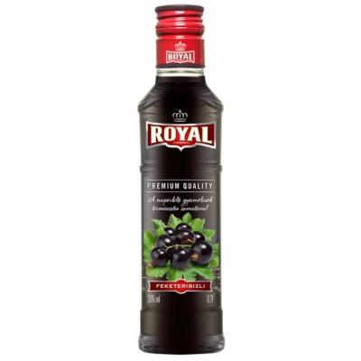 Royal 30% F.ribizli likőr  0,2l  20/#