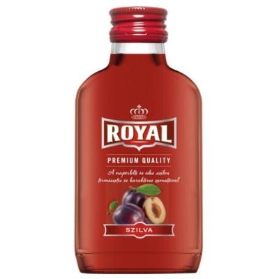 Royal 30% Szilva           0,1l  12/#