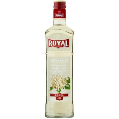 Royal 37,5% Bodza vodka    0,5l  15/#