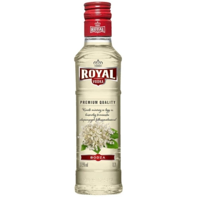 Royal 30% Bodza       likőr 0,2l 20/#