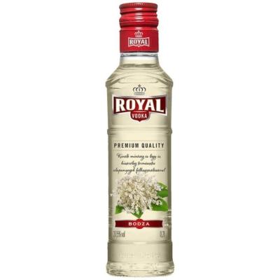 Royal 37,5% Bodza vodka    0,2l  20/#