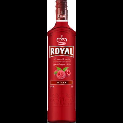 Royal 28% Málna vodka    0,5l    15/#
