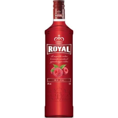 Royal 28% Málna vodka       0,2l 20/#