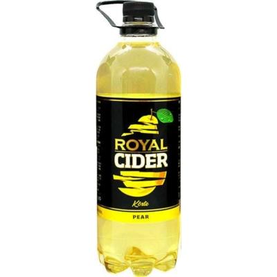 Royal Cider Körte ízű alk.ital 1,0lx6